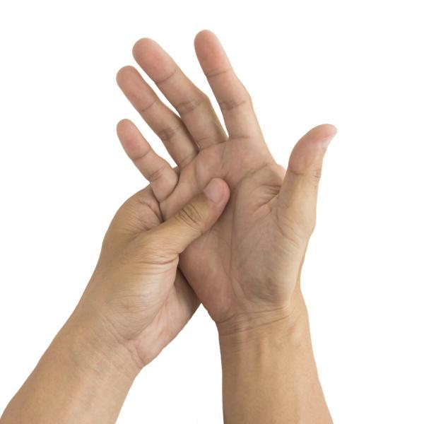 porque se duermen los dedos de las manos y los pies