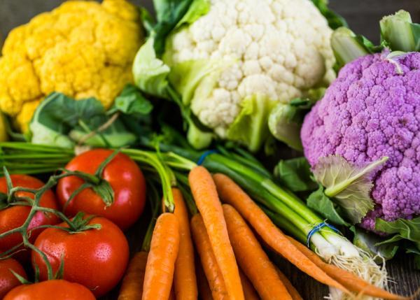 Alimentos que producen aerofagia - Frutas y verduras que producen aerofagia