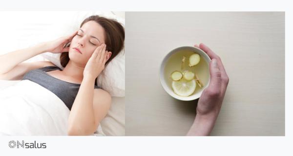 Dolor de cabeza durante la menstruación: causas y remedios naturales - Remedios naturales para el dolor de cabeza durante la menstruación
