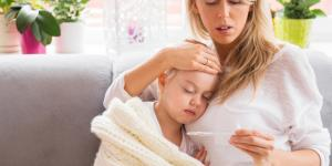 Remedios para bajar la fiebre en niños