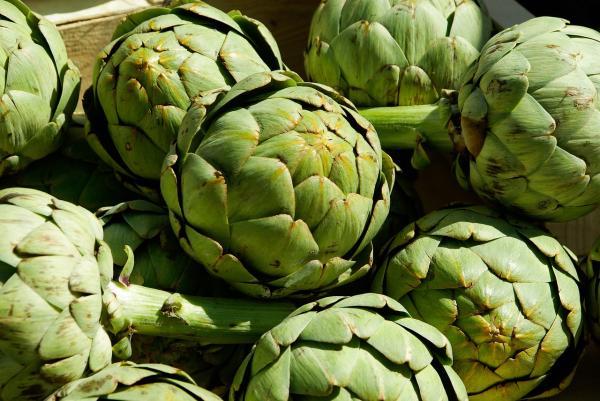Alimentos para prevenir el estreñimiento - Verduras ricas en fibra