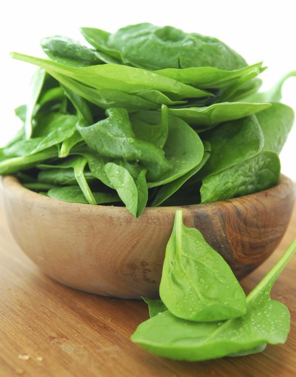 ¿Sabes cuáles son los 10 alimentos más saludables? - Las verduras, mejor de hoja verde