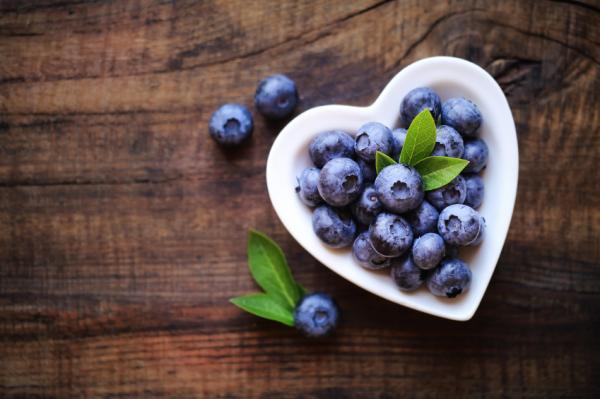 ¿Sabes cuáles son los 10 alimentos más saludables? - Los arándanos son tu mejor opción