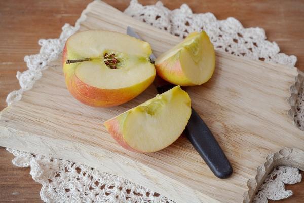 Remedios caseros para dejar de fumar - Come manzanas, todas las que puedas