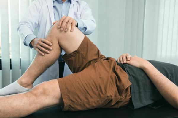 Causas de dolor en los muslos y cómo aliviarlo - Problemas musculares y tendinosos
