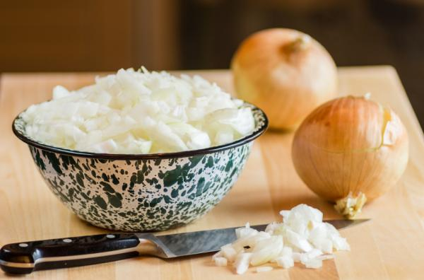 Alimentos que aumentan la testosterona - Cebolla