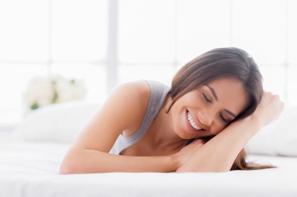 Trucos para ayudar a quedar embarazada - Quédate acostada un rato tras tener sexo