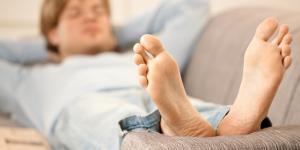 Dolor de piernas en reposo: causas