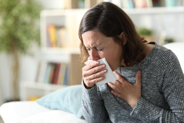 Cómo quitar la tos con mocos