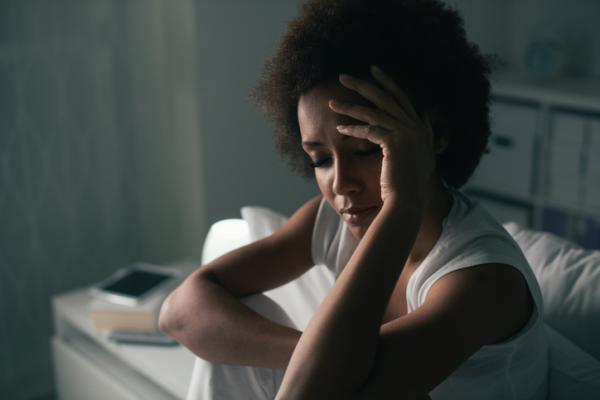 Por qué me siento mareado y cansado - Insomnio