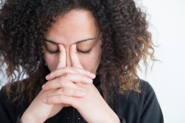 Por qué no tengo hambre y me da asco la comida - Estrés y ansiedad