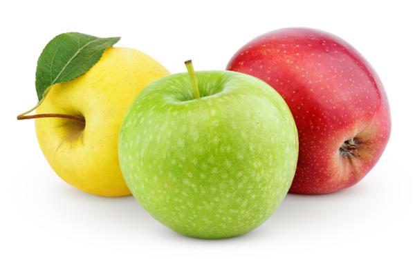 Alimentos para bajar la glucosa en sangre - Manzanas