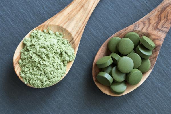 Propiedades curativas del alga chlorella