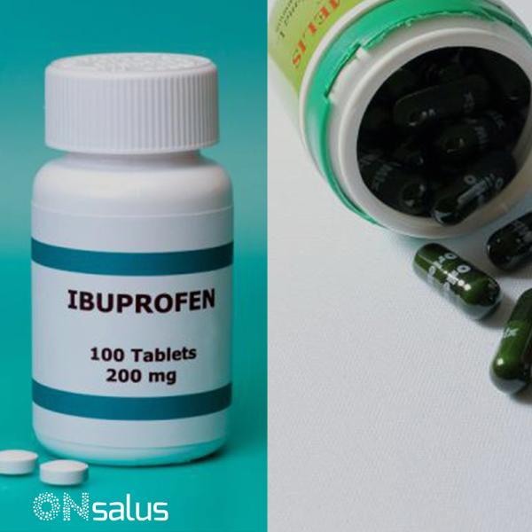 Puedo tomar ibuprofeno y Nolotil juntos