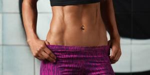 Alimentos para marcar abdominales rápido