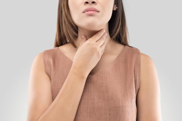 Cómo saber si un bulto en el cuello es malo