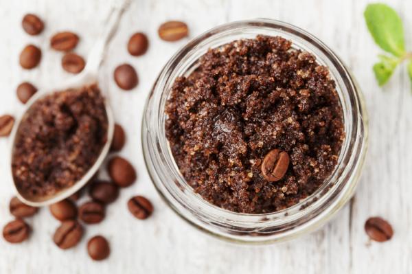 Cómo hacer mascarilla de café para la celulitis - Cómo hacer mascarilla exfoliante de café para la celulitis