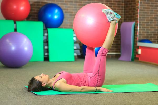 Remedios caseros para el dolor de cadera - Fortalecer los músculos