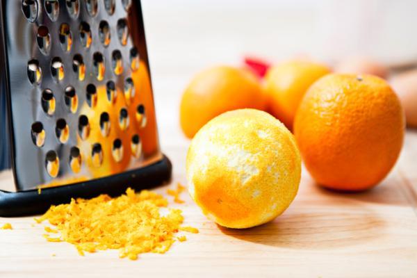 Infusiones para cortar la diarrea - Té de cáscara de naranja
