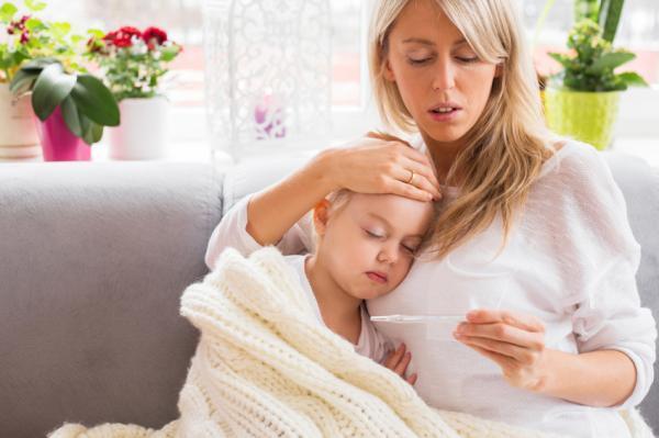 Por qué sube más la fiebre por la noche - Cuándo se considera fiebre