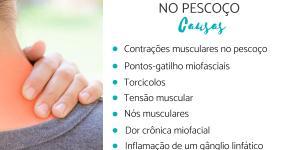 Nódulos de tensão no pescoço: causas e tratamento