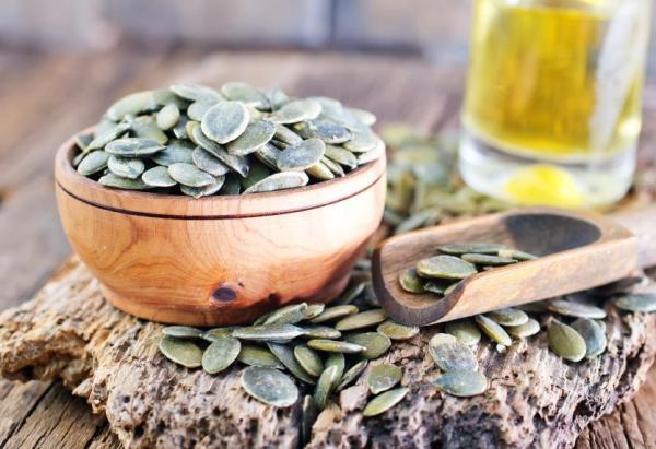 Alimentos ricos em zinco - Alimentos fonte de zinco: sementes e frutos secos