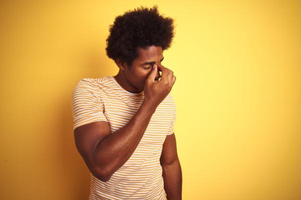 Nariz entupido sem catarro: causas, tratamento e remédios