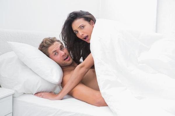 Cólica após relação: causas e soluções - Dor no útero após relação: Lesão durante o ato