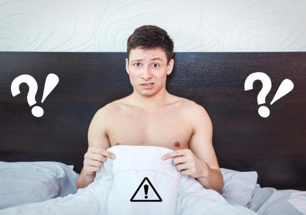 Pênis torto: causas e soluções - Pênis torto ou doença de Peyronie