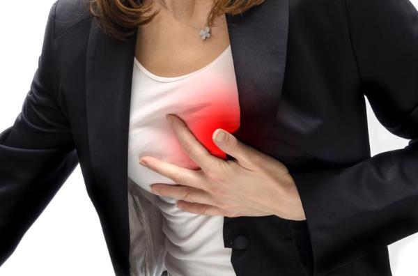 Sintomas de infarto do miocárdio - Sintomas de um infarto do miocárdio
