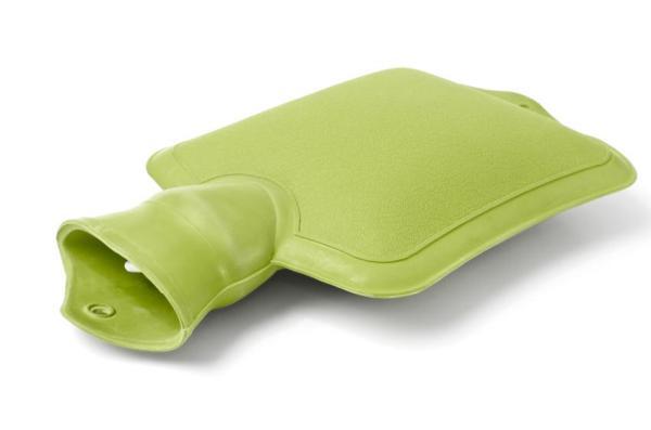 Como fazer a menstruação descer mais rápido - Aplicação de calor para cólicas e dor