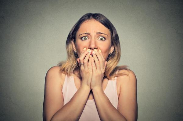 Como controlar a ansiedade - Sintomas de ansiedade e estresse