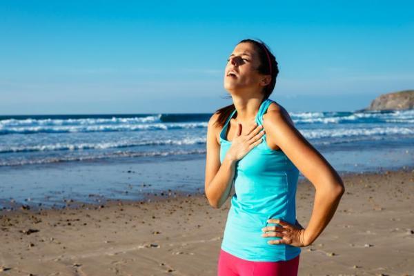 Dor no peito e falta de ar, o que pode ser? - Dor forte no peito e falta de ar: problemas respiratórios