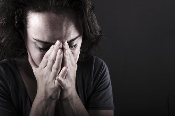 Olhos secos: causas e tratamento - Olhos secos: depressão, ansiedade e nervos