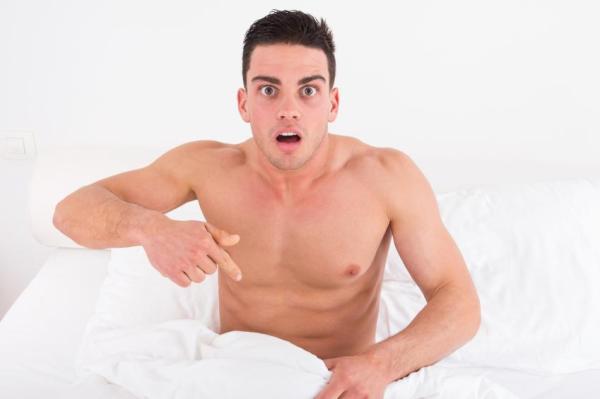 Esperma amarelado é normal?