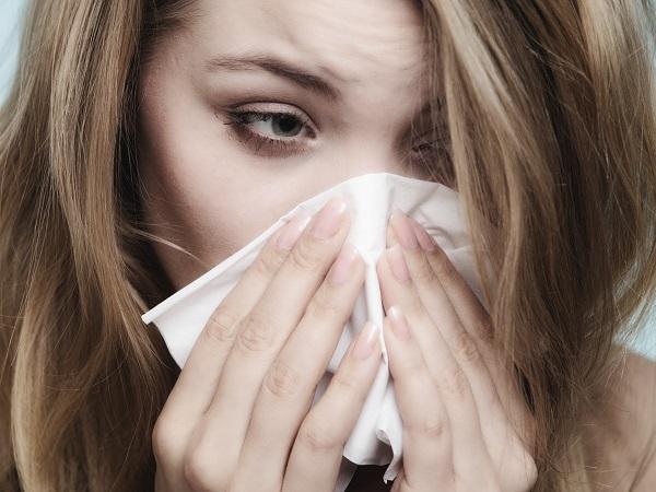 Remédio caseiro para sinusite