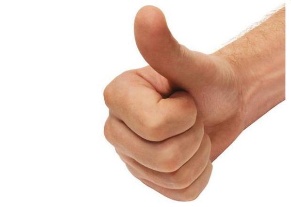 Dedo polegar mexendo sozinho: causas